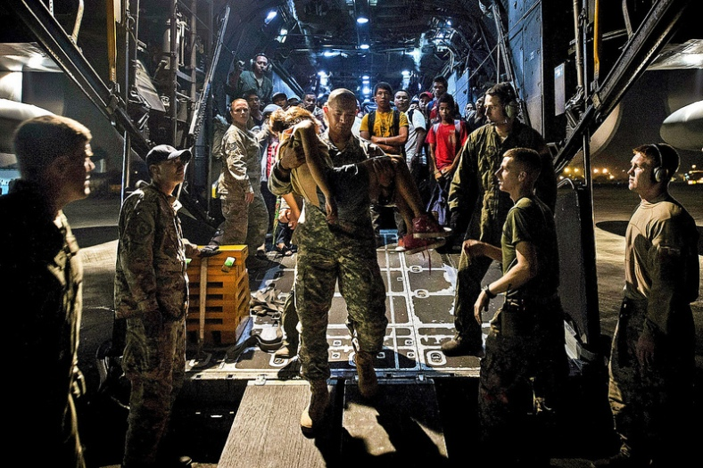 disaster-relief-militarism-military-philippines-japan